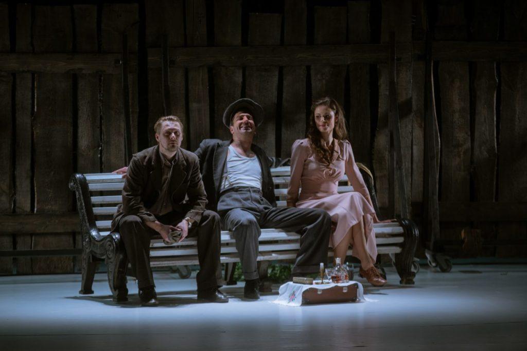 """Jaan Unduski näidendi """"Suur Siberimaa"""" tõi lavale Hendrik Toompere."""